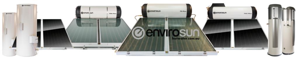 Sunshine Coast solar water heaters, Envirosun replace Solahart and rheem